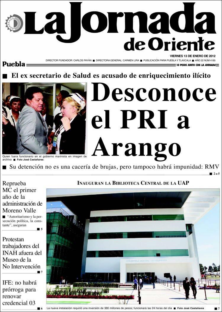 el diario jornada: