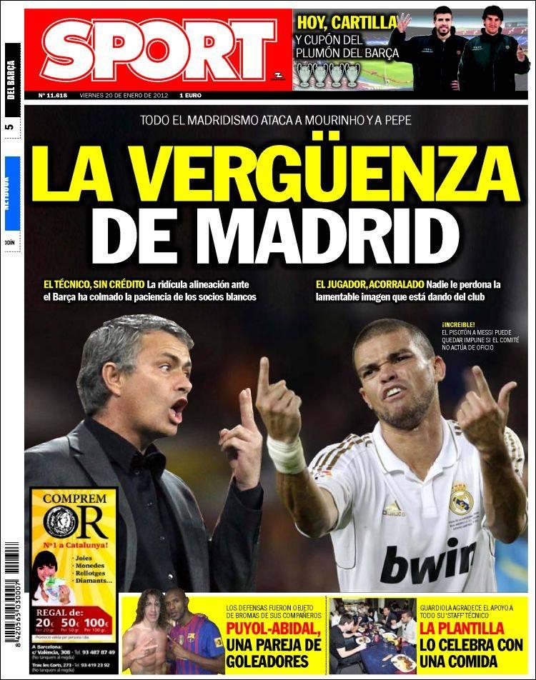 Ante las declaraciones de Vilarrubí contra Pepe Sport.750