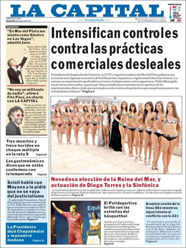 Clasificados Diario La Capital De Mar Del Plata Empleos | Rachael ...