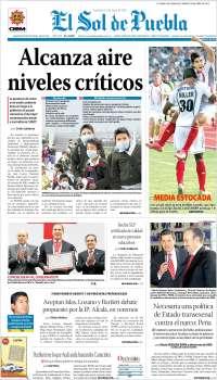 El Sol de Puebla