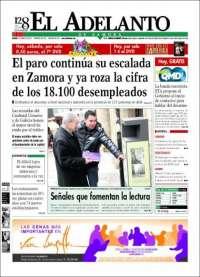 El Adelanto de Zamora