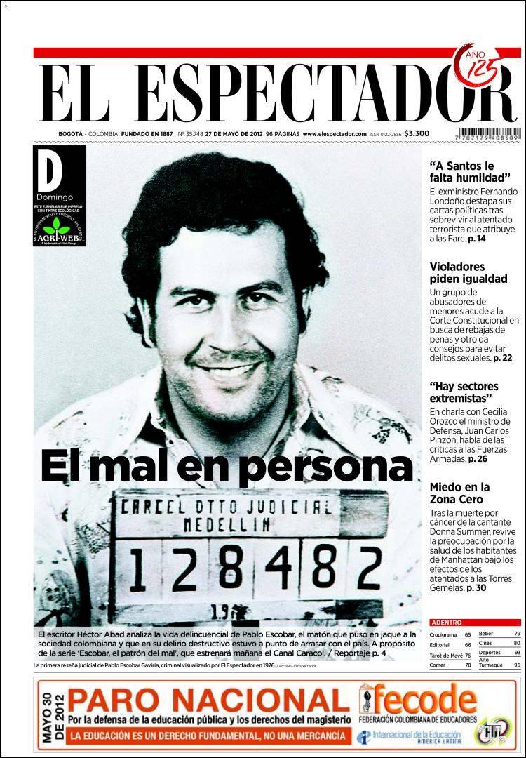 Opiniones de el espectador periodico for Noticias del espectaculo mexicano del dia de hoy