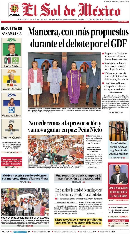 Clasificados Toluca Metepec, periódico interactivo.