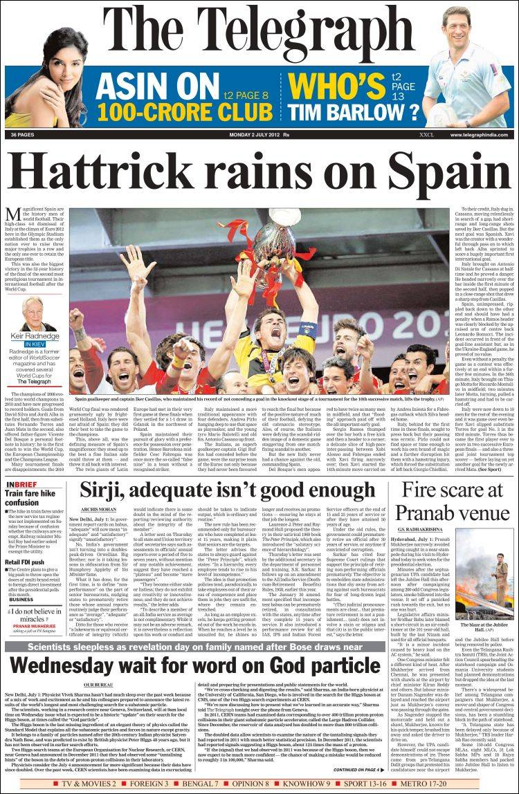 online english news papers in india