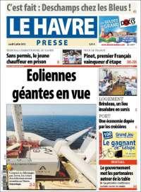 Le Havre Presse