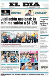 Diario El Dia Diario Matutino De La Ciudad De La Plata