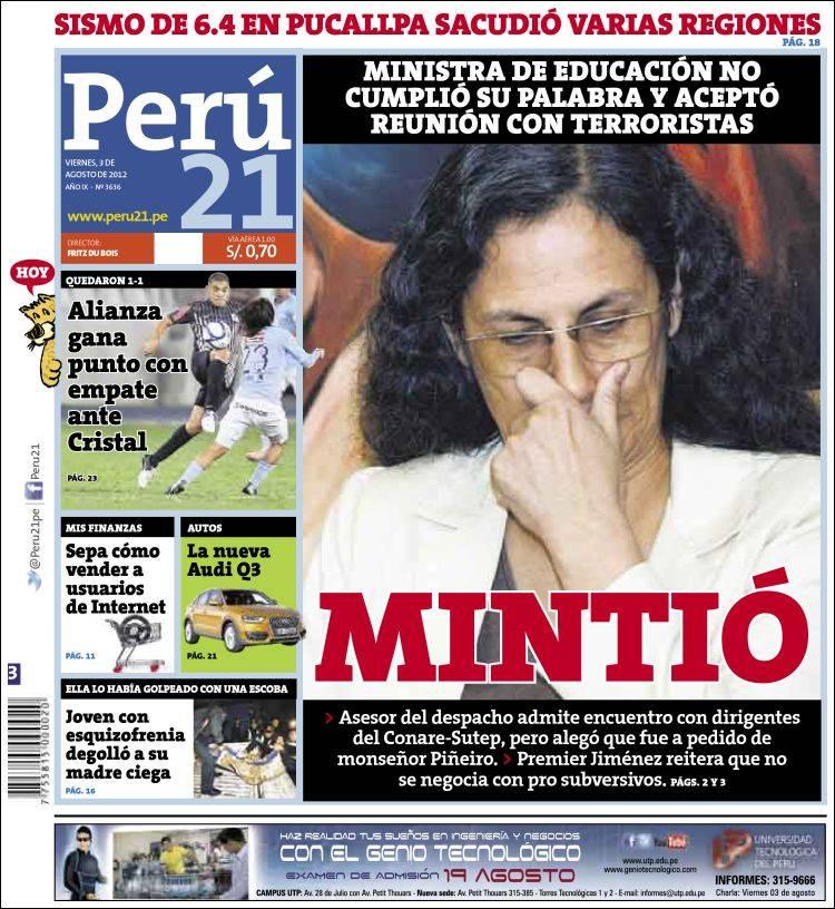 Peru 21