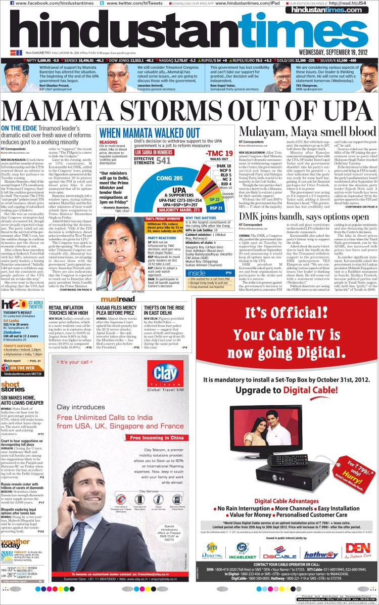 times of india newspaper today pdf