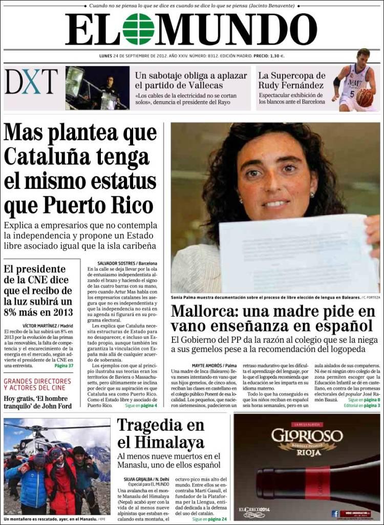 penser en espagnol penser tout court de puerto rico a mallorca. Black Bedroom Furniture Sets. Home Design Ideas