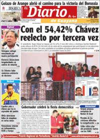 el diario de guayana el informador el tiempo el periodico del pueblo