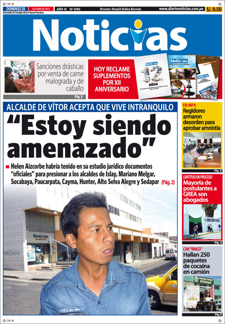 Image result for Noticias Perú